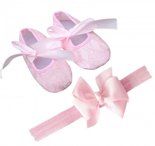bfeec67952db ... soft sole prewalker lace sandals Baby Girl shoes and Elastic Rose Flower  Newborn · Zoom